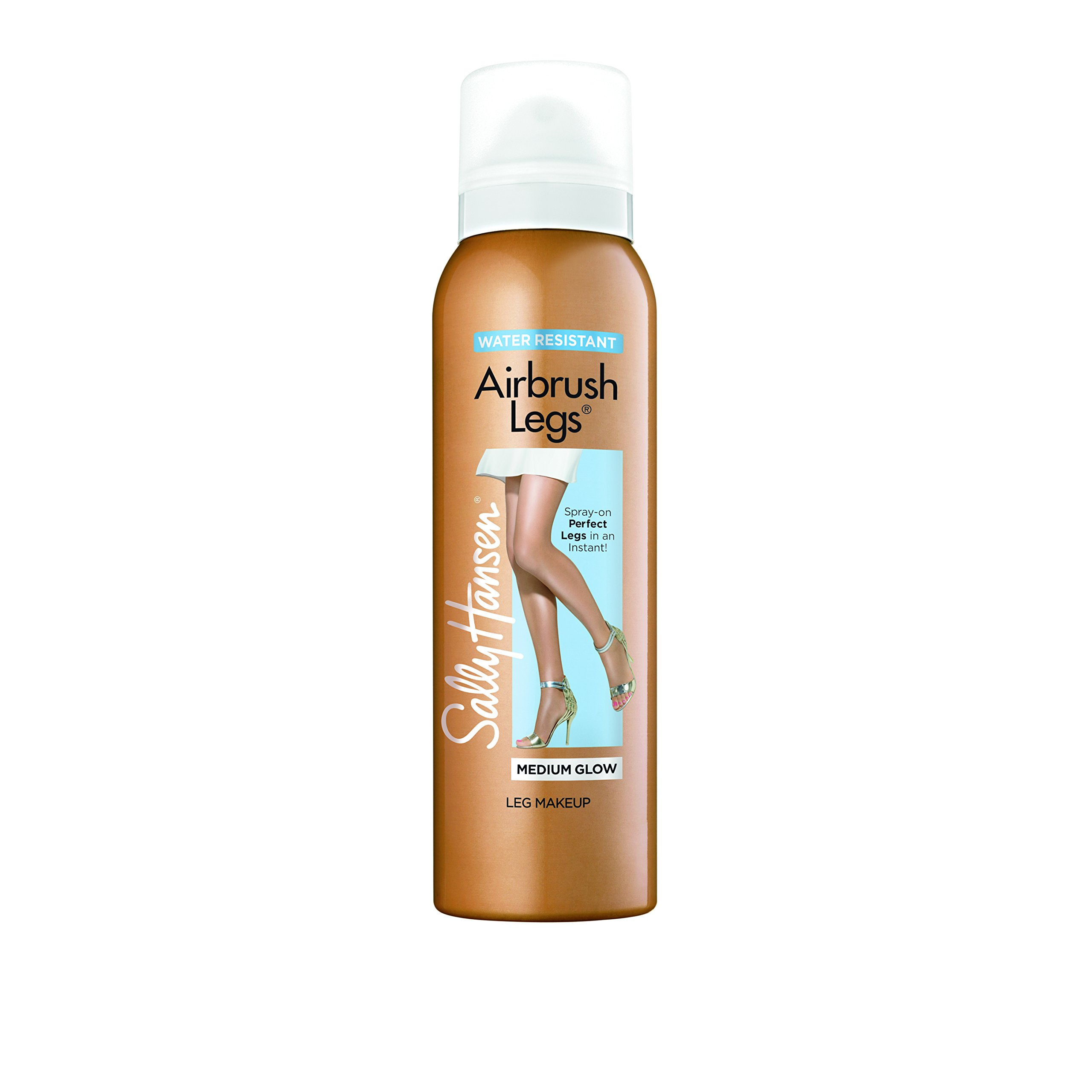 Sally Hansen Airbrush Legs, Leg Makeup, Medium Glow, 4.4 Ounce by Sally Hansen