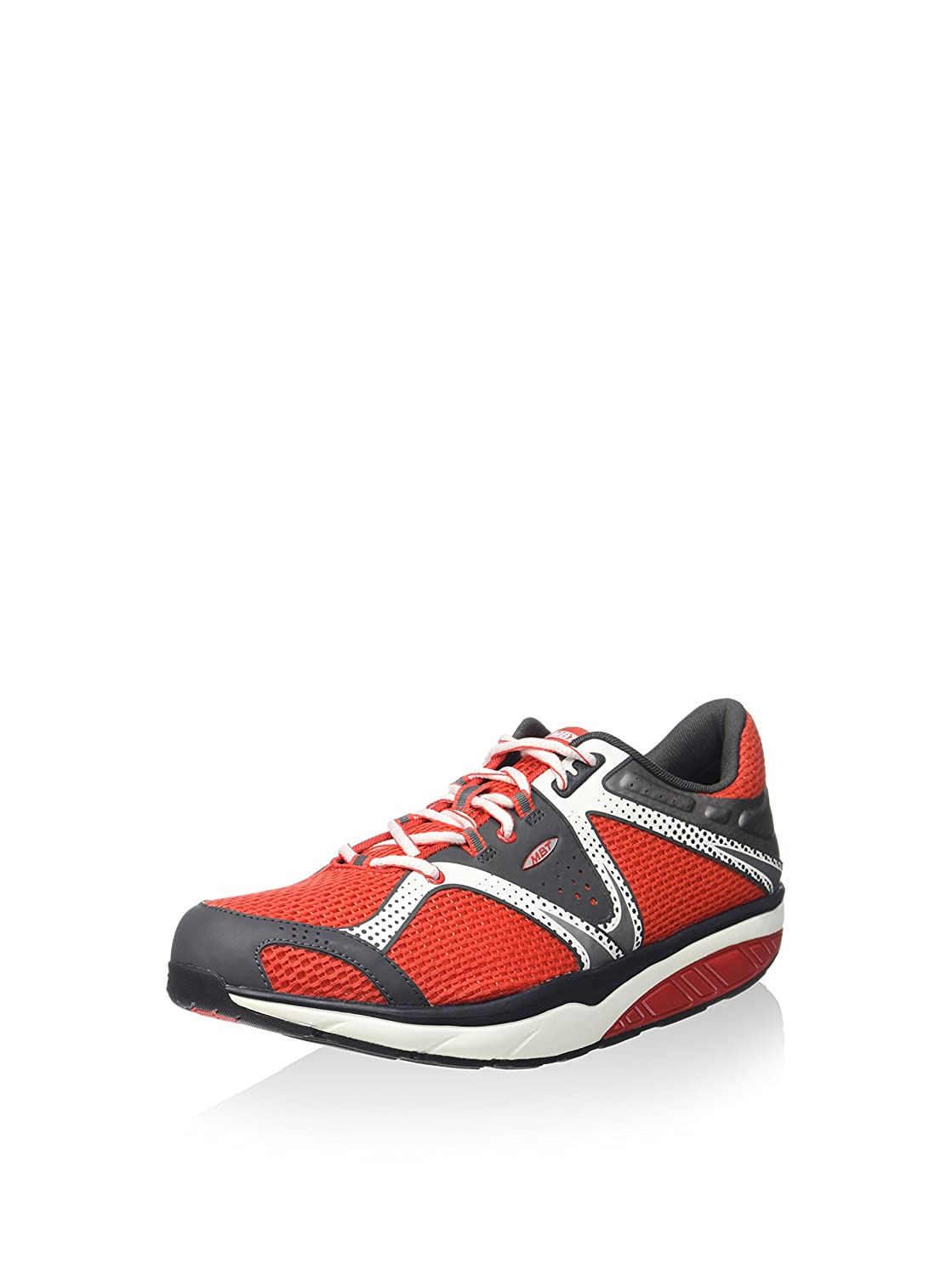 f35649c12e77 Simba MBT red Lace Men s Trainer 700422 Spotschuhe red Red Size  11   Amazon.co.uk  Shoes   Bags