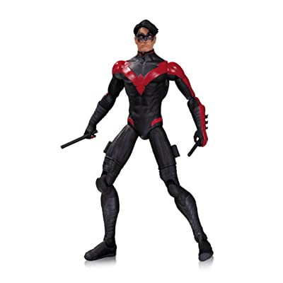 DC Collectibles DC Comics - The New 52: Nightwing Action Figure: Toys & Games
