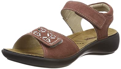 6c37c3d9025a4d ROMIKA Ibiza 98, Sandales Bride arrière Femme: Amazon.fr: Chaussures ...