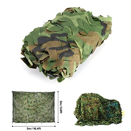 Buy Camouflage Net Woodland Camo Net For War Game Outdoor Shooting