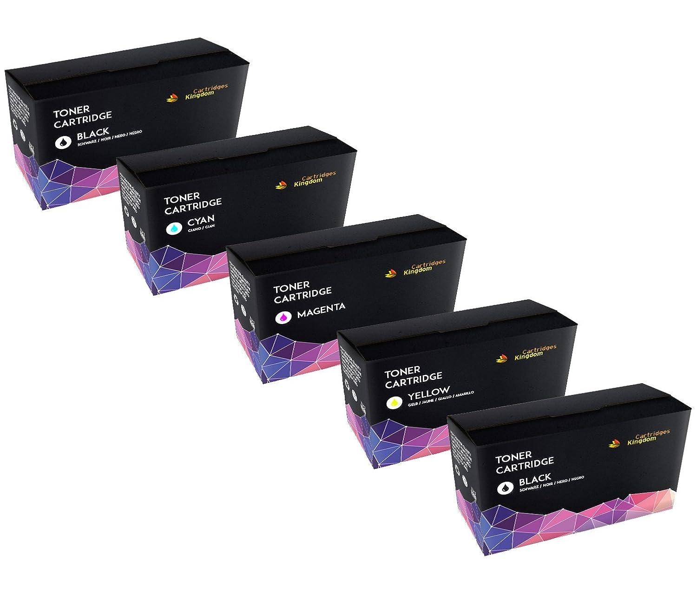 Toner Compatibile Magenta per Ricoh SP C250 C250DN C250SF C250SFw C252 C252DN C252SF C252SFw (1.600 pagine) Cartridges Kingdom no Ricoh Original