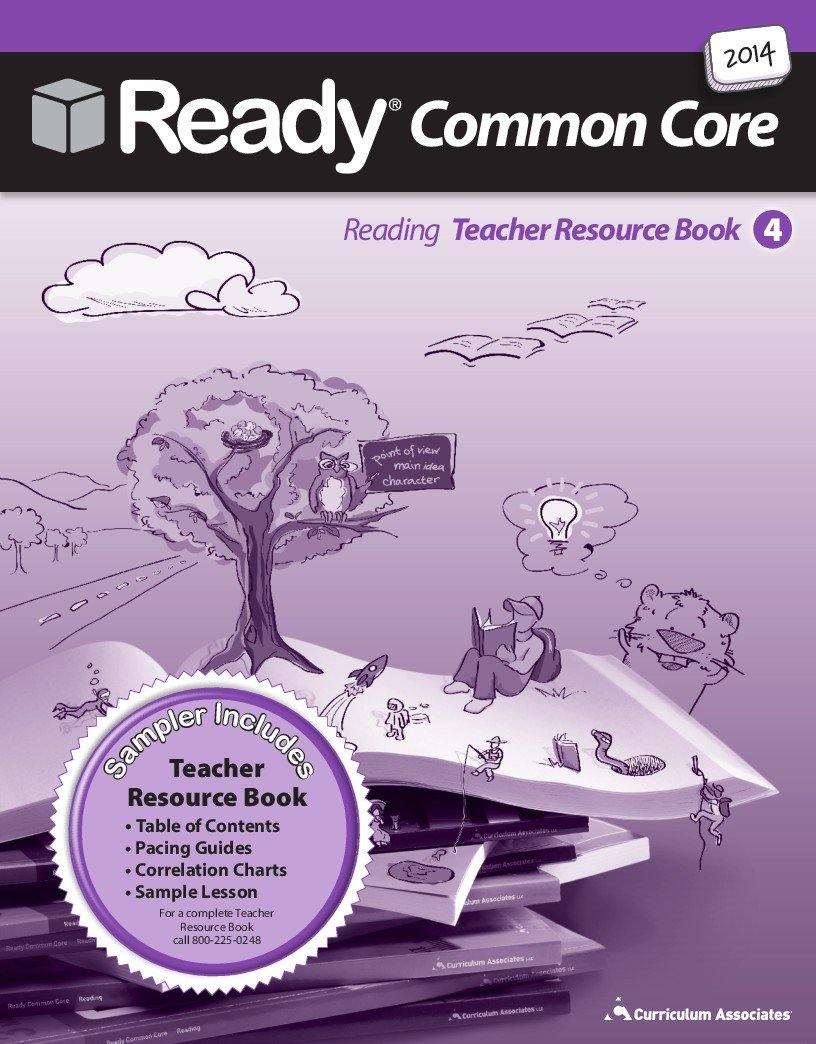 Read Online New Mexico 2015 Grade 4 Common Core Teacher Resource Book for ELA/Reading pdf epub