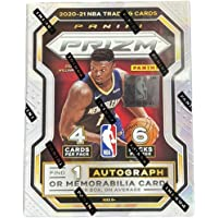 $313 » 2020-2021 Panini Prizm NBA Basketball 24-Card Blaster Box - Brand New, Factory Sealed!