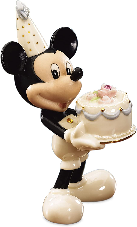 Lenox Mickey's Happy Birthday To You- June