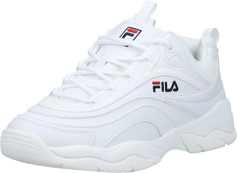 Fila Ray Low 1010561-1fg, Zapatillas para Hombre: Amazon.es: Zapatos y complementos