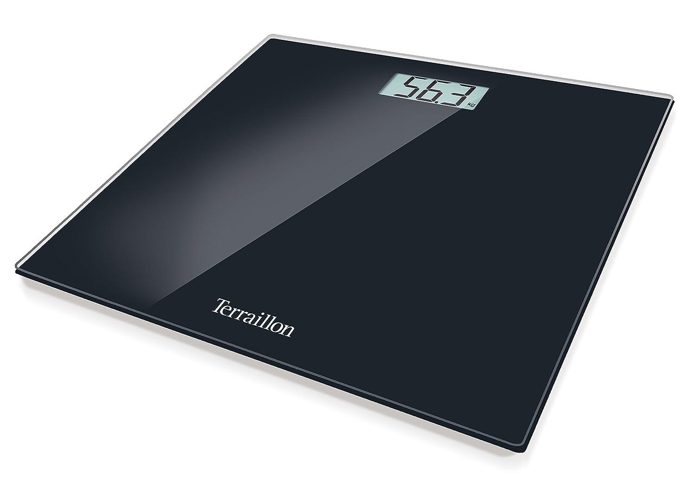 Terraillon BEG52011BL Bilancia pesapersone Elettronica Quadrato Blu, Bianco 13331