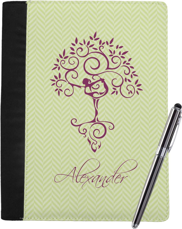 Amazon.com : Yoga Tree Notebook Padfolio (Personalized ...