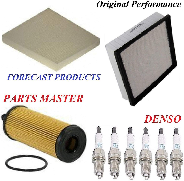 Denso Spark Plug Ignition Wires Set for Dodge Durango 5.7L V8 2004-2005 Tune dp