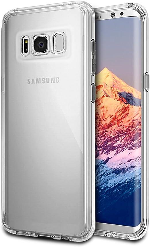 Innislink Samsung Galaxy S8 Plus Silikon Hülle Galaxy Elektronik