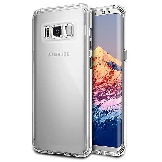 35 opinioni per Custodia Galaxy S8 Plus , innislink Galaxy S8 Plus Bumper Case [Protezione