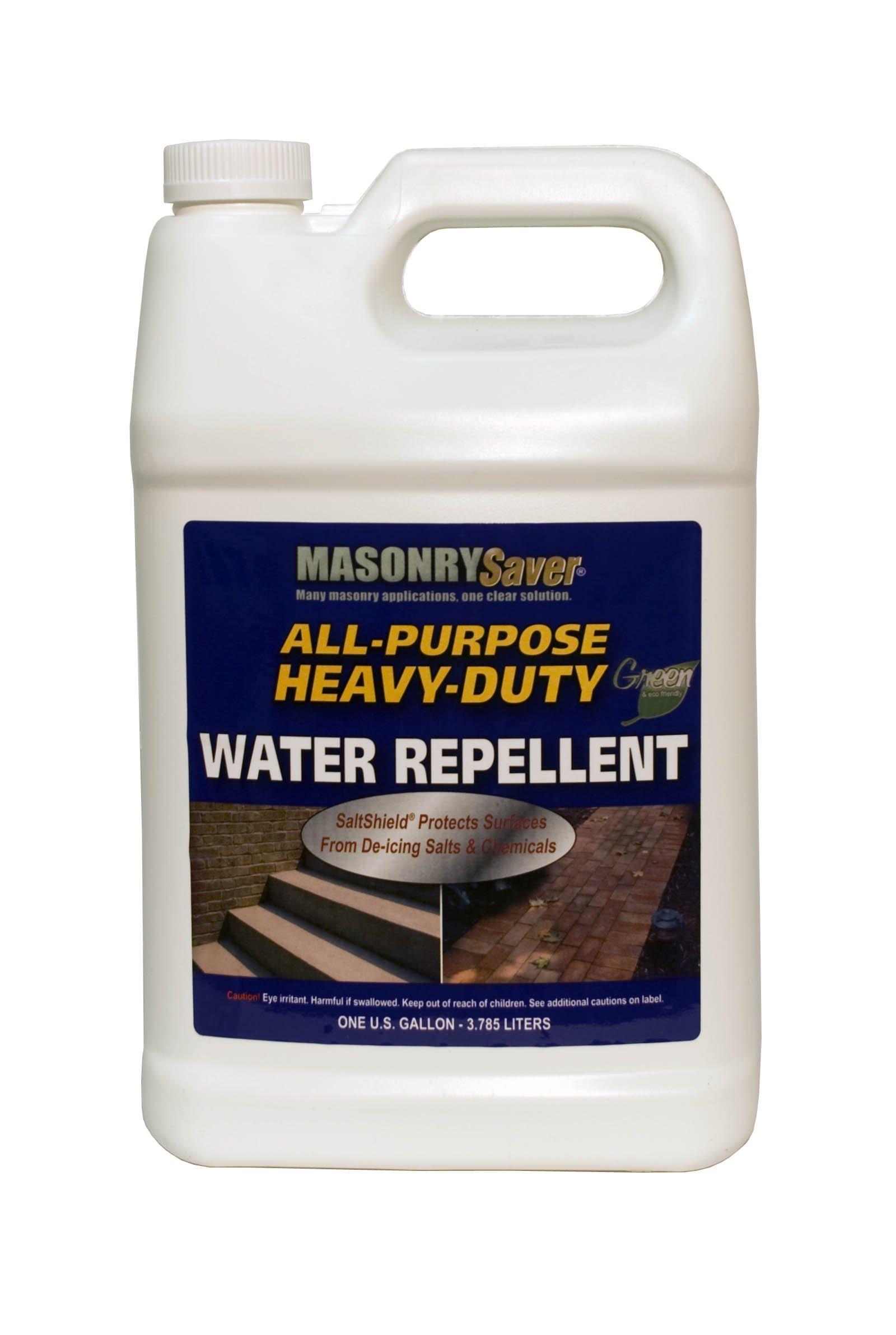 MasonrySaver All-Purpose Heavy Duty Water Repellent 1-gallon by MasonrySaver