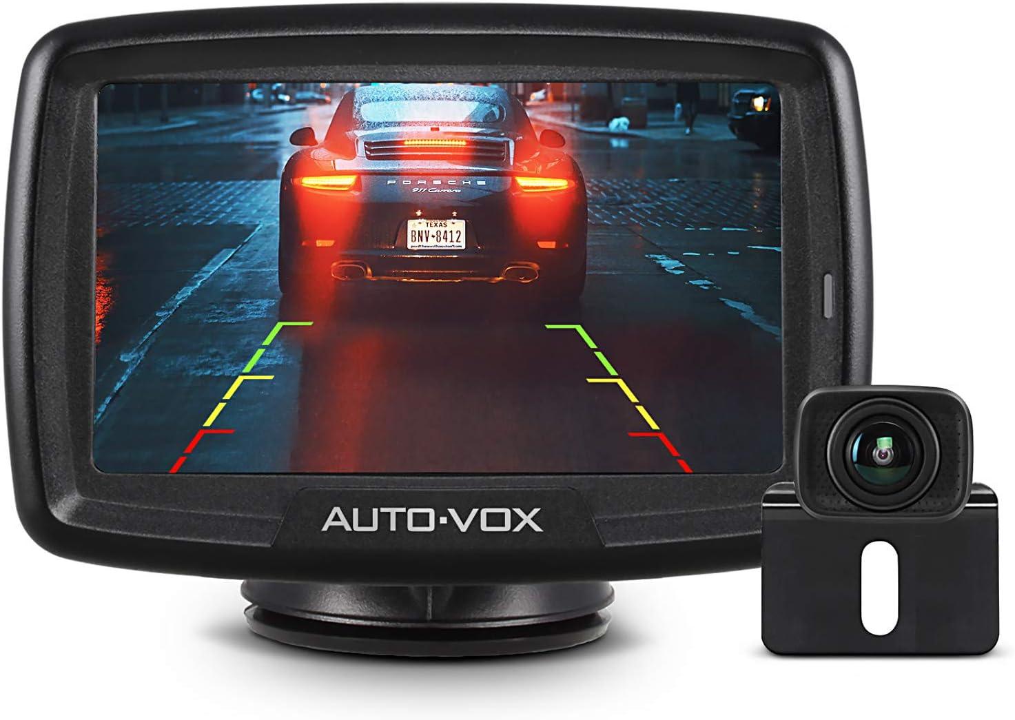 AUTO-VOX CS-2 Wireless Backup Camera