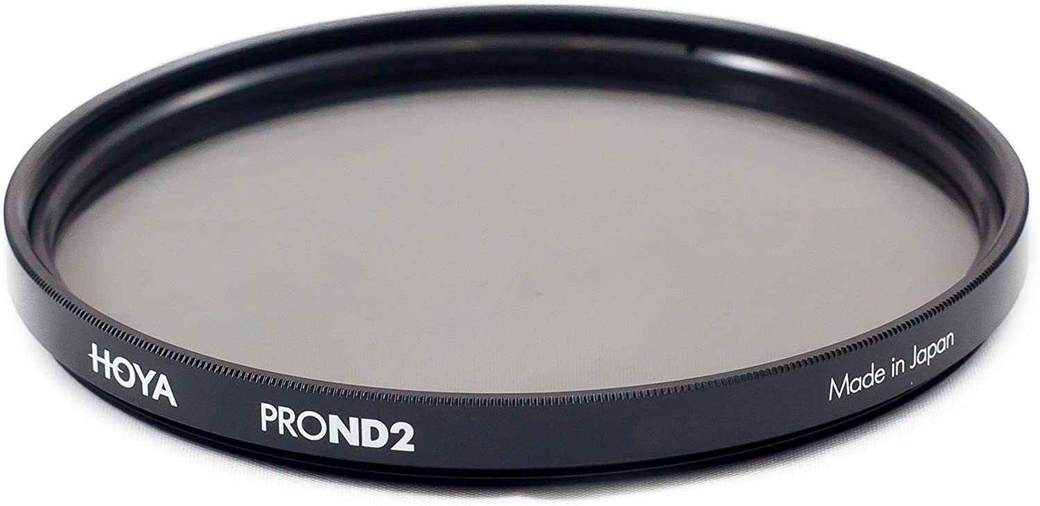 Hoya PROND 58mm ND-2 1 Stop ACCU-ND Neutral Density Filter XPD-58ND2 0.3