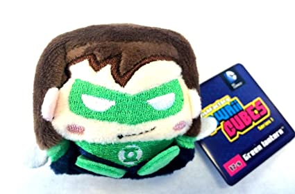 Wish Factory Kawaii Cube DC Comics: Green Lantern Plush ...
