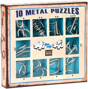 Eureka 3D 473356 Puzzles 3D: Amazon.es: Juguetes y juegos