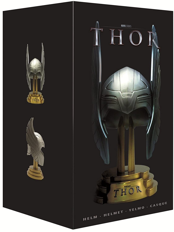 "Thor - Combo Blu-ray 2D + DVD + ""Casque"" collector limitée (exclusivité Amazon.fr) B0058C6GH6"