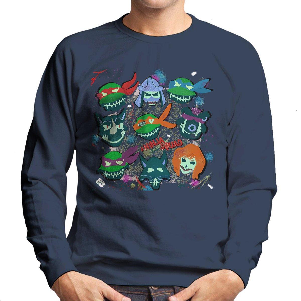 Cloud City 7 Ninja Squad Teenage Mutant Suicide Turtles ...