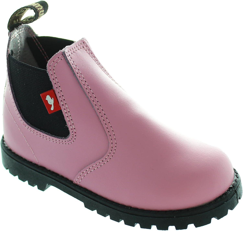 16b5a1c4a9d1 Chipmunks Girls  Jodhpur Chelsea Boots
