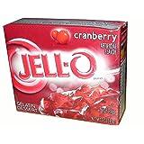 Jell-o(ジェロ)クランベリー