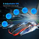VicTsing Wireless Gaming Mouse Professional LED