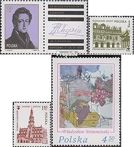 Prophila Collection Polonia Michel.-No..: 2408Zf,2413-2414,2415 (Completa.edición.) 1975 Piano, protección de Patrimonio Nacional, filatelia (Sellos para los coleccionistas) Música / Bailar: Amazon.es: Juguetes y juegos