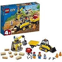 LEGO® City İnşaat Buldozeri (60252)