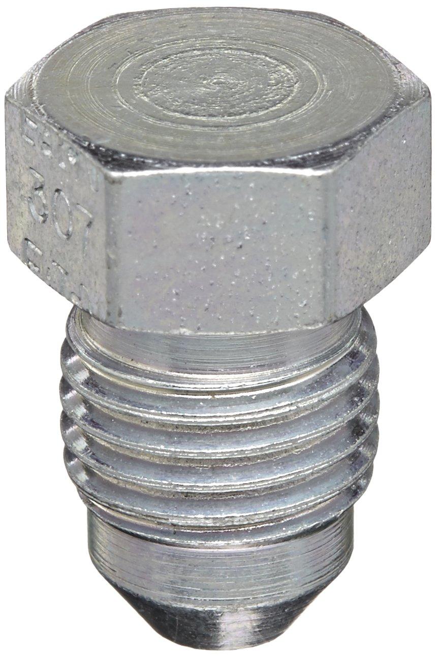 Eaton Weatherhead C5229X4 Carbon Steel SAE 37 Degree 1//4 Tube OD Flare-Twin Fitting Pack of 10 Plug JIC