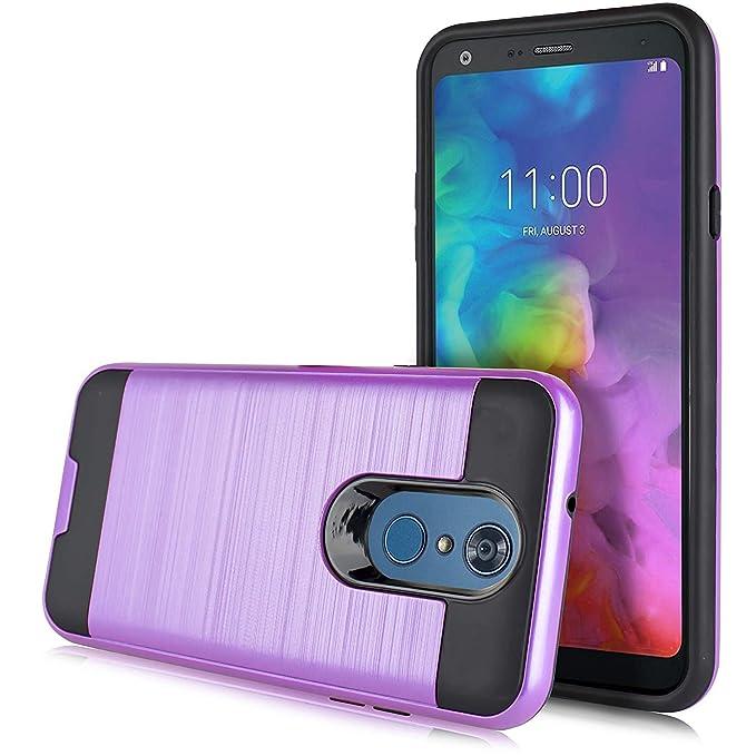 WE3DCELL - Carcasa para LG Q7, Carcasa para LG Q7 Plus ...