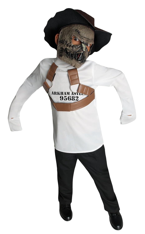 Amazon.com: DC Super Villain Collection Scarecrow Straight Jacket ...