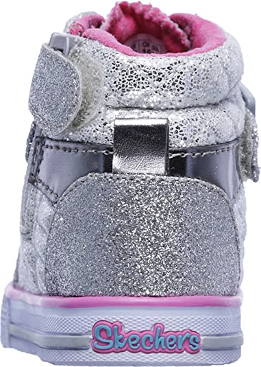 Skechers 89288 Shuffles Chitter Chatter Silver