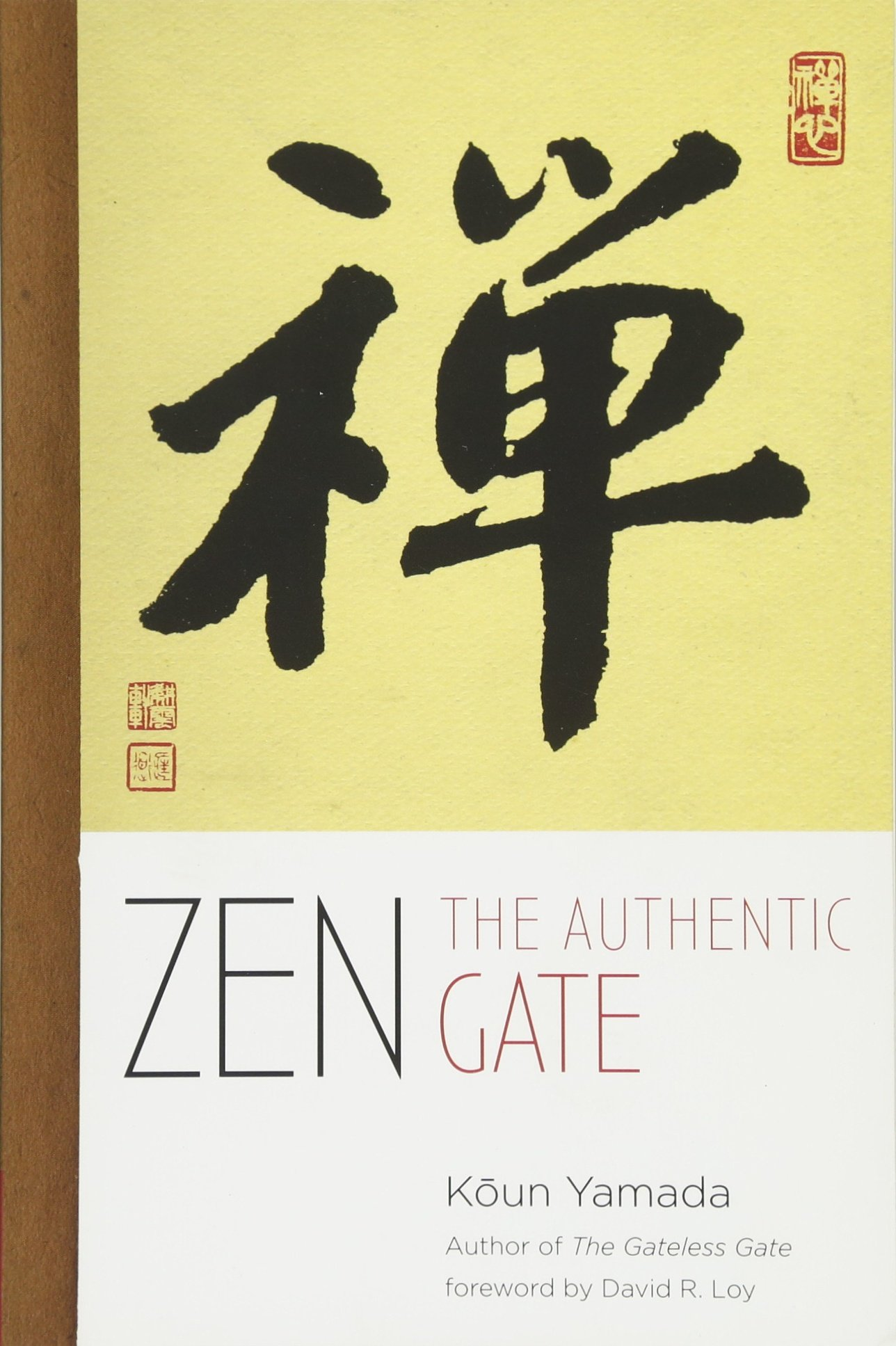 Download Zen: The Authentic Gate pdf epub