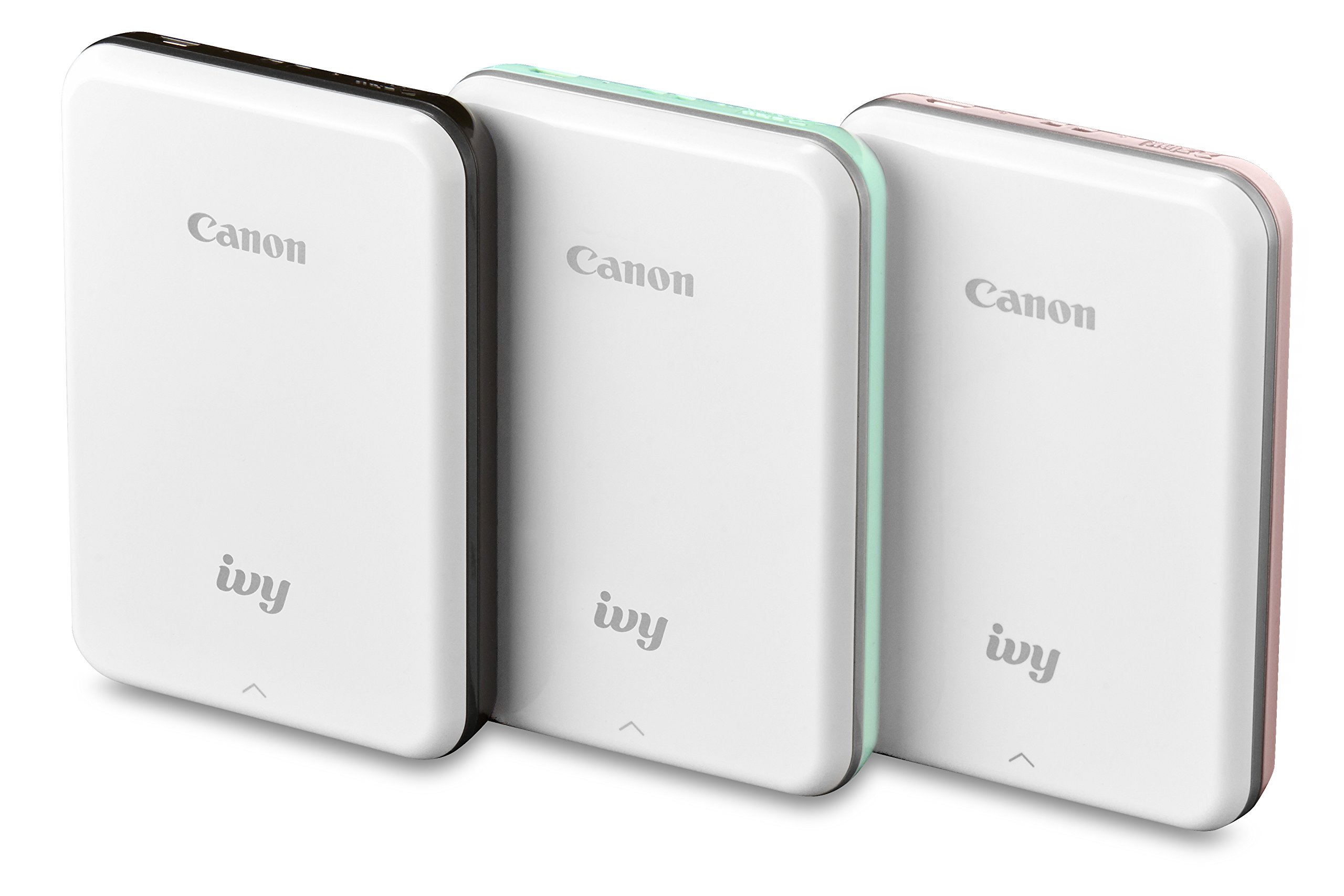 Canon IVY Mobile Mini Photo Printer through Bluetooth(R), Slate Gray by Canon (Image #7)