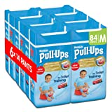 Huggies Pull Ups Potty Training Pants for Boys - Medium, 84 Pants Total