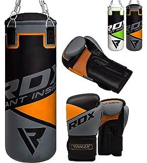 Soporte de pared resistente para saco de boxeo de 100 kg con tornillos y pernos de montaje, para entrenar boxeo y MMA: Amazon.es: Deportes y aire libre