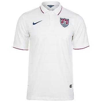 Nike USA Camiseta de Futbol de Casa 2014/2015 Niños y Jóvenes (YXL)