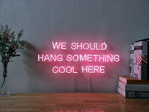 New Hello Neon Sign For Bedroom Wall Art Home Decor Artwork With Dimmable Dimmer