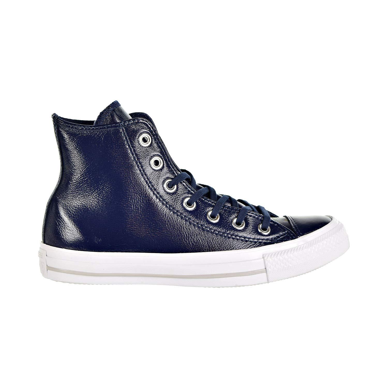 TALLA 37 EU. Converse Women's Chuck Taylor Hi Women's Sneakers In Burgundy 100% Leather