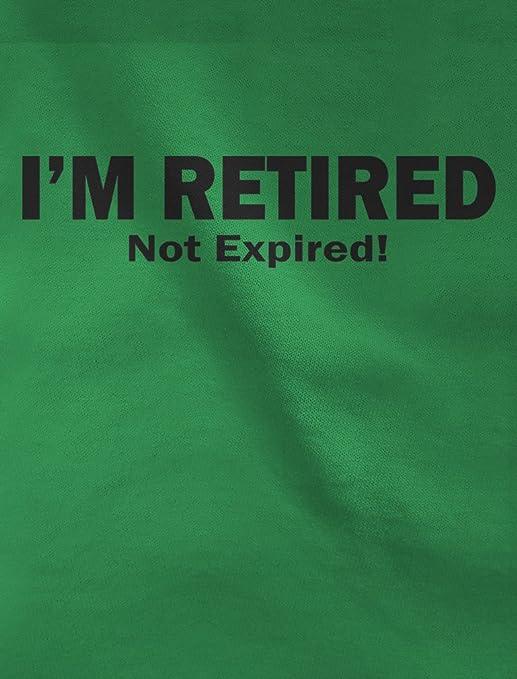 Amazon.com  I m Retired Not Expired Funny Retirement Women Football Jersey T -Shirt  Clothing c27f65e93
