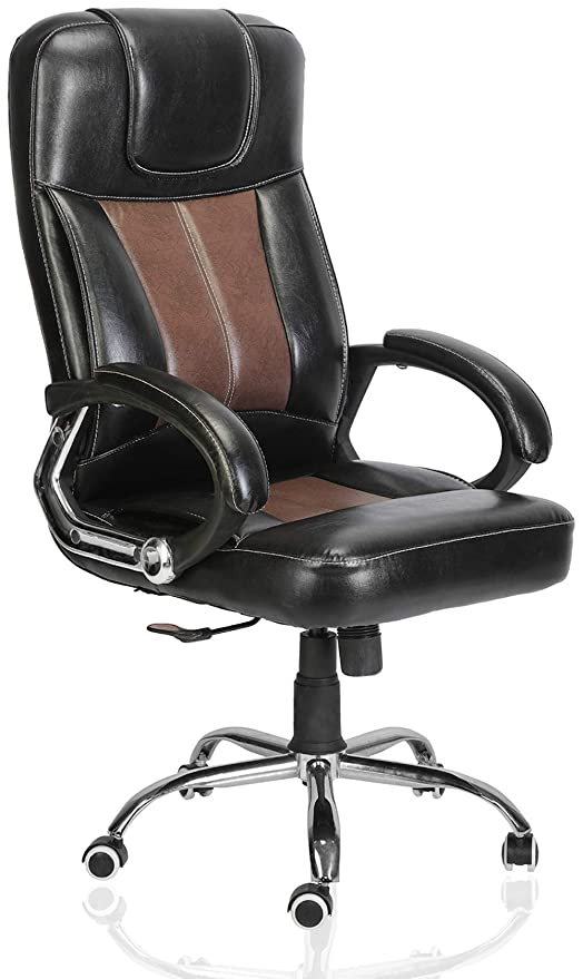 Green Soul Ontario High-Back Office Chair (Black)