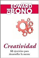 Creatividad: 62 ejercicios para desarrollar la mente (Spanish Edition) Kindle Edition