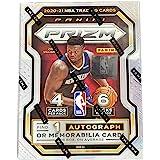 2020-2021 Panini Prizm NBA Basketball 24-Card Blaster Box - Brand New, Factory Sealed!