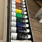 Amazon Com Liquitex Basics 48 Tube Acrylic Paint Set