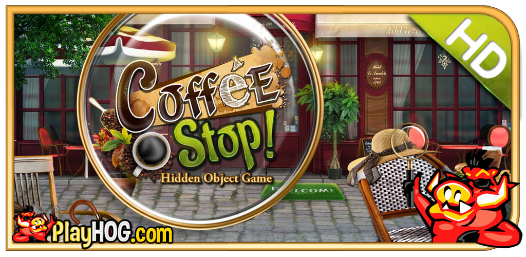 - Coffee Stop - Find Hidden Object Game [Download]