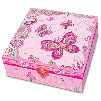 Pecoware Fancy Butterfly Create Your Own Secret Diary Set: Toys & Games