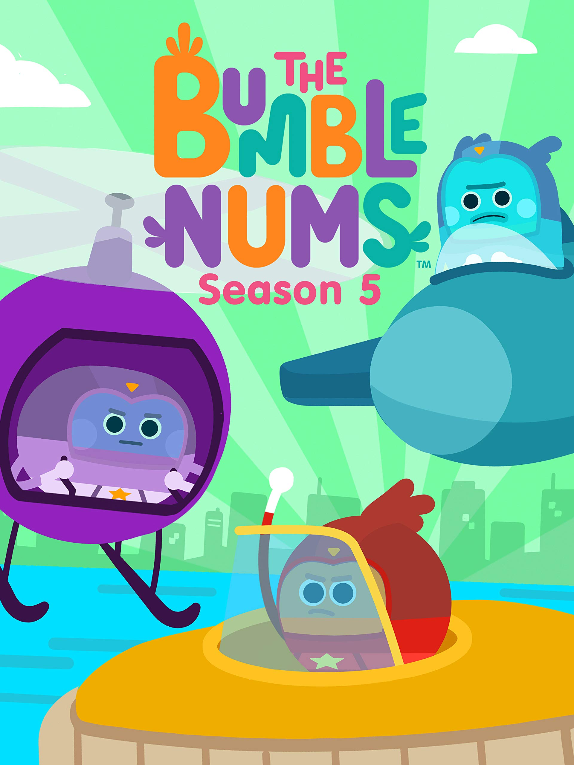 The Bumble Nums - Season 5