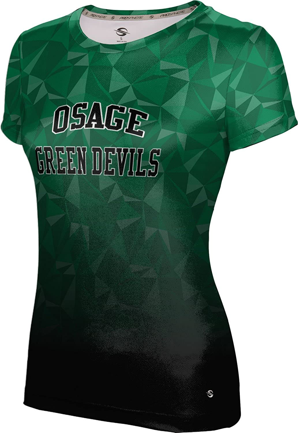 ProSphere Women's Osage High School Maya Tech Tee