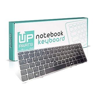 Up Parts® up-kbh840 – Teclado italiana HP EliteBook 840 G1, 840 G2