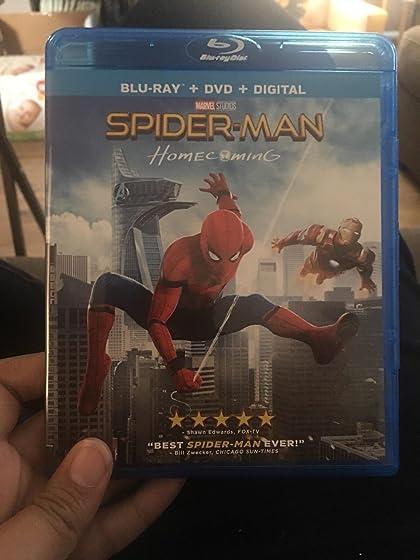 Spider-Man: Homecoming (Plus Bonus Content) I love this movie !!