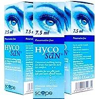 Triple Pack of Hycosan Eye Moisturiser Drops